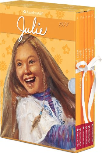 9781593697860: Julie Boxed Set with Game (American Girl Collection)