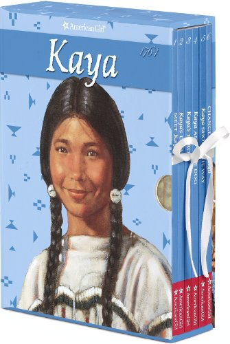 9781593697877: Kaya Boxed Set with Game (American Girl)