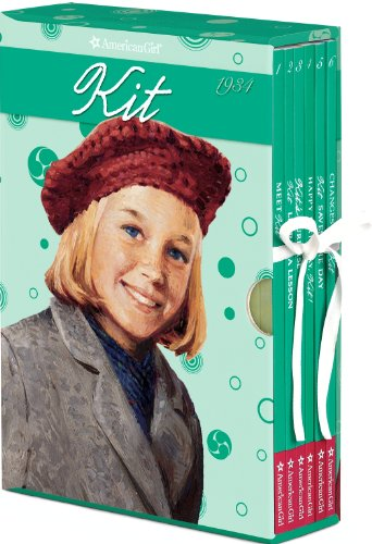 9781593697891: Kit Boxed Set with Game (American Girl)