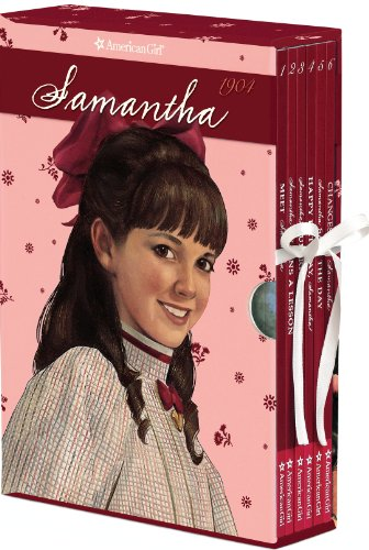 9781593697914: Samantha Boxed Set with Game (American Girl)