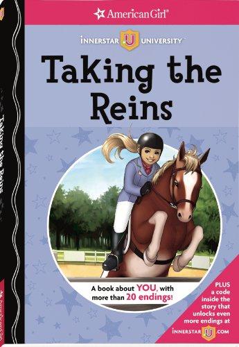 9781593698072: Taking the Reins (Innerstar University)