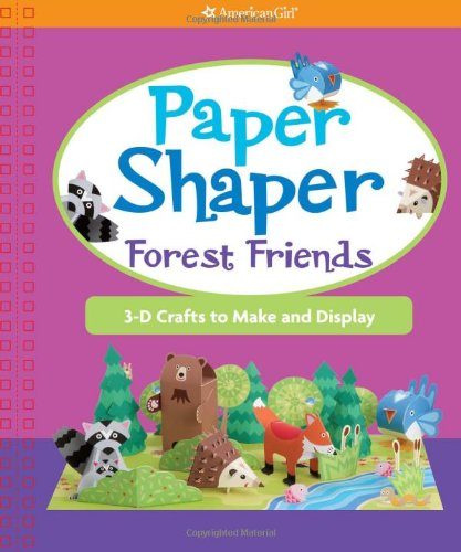 9781593698294: Paper Shaper Forest Friends