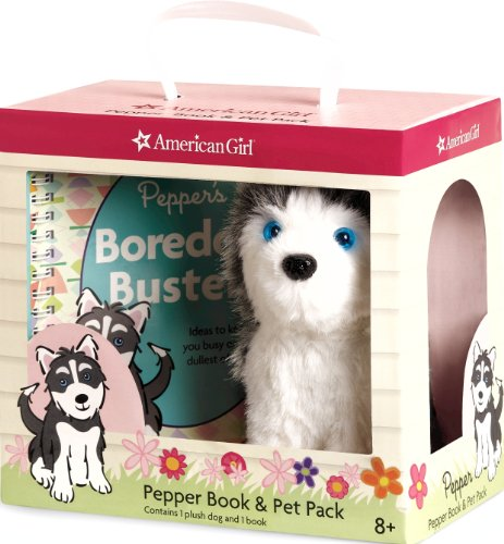 9781593698553: Pepper Book & Pet Pack