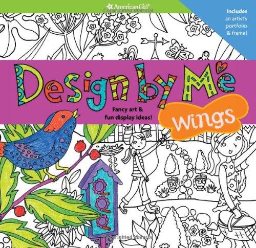 9781593698973: Design By Me Wings (American Girl)