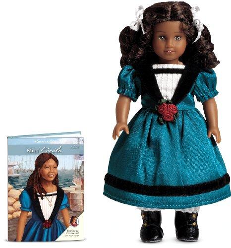 Cecile Mini Doll (American Girl): American Girl Editors