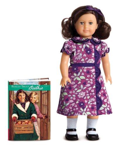 9781593699635: Ruthie Mini Doll (American Girls Collection Mini Dolls)