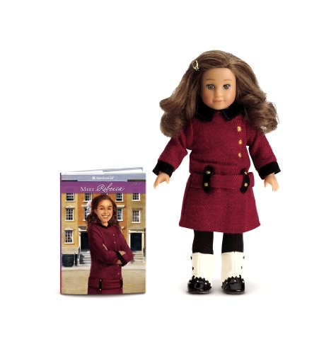 9781593699642: Rebecca Mini Doll (American Girls Collection Mini Dolls)