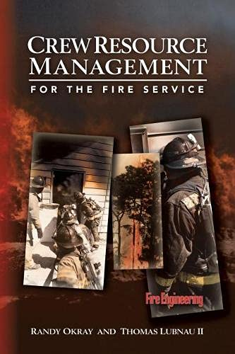 9781593700065: Crew Resource Management for the Fire Service