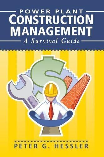 9781593700294: Power Plant Construction Management: A Survival Guide