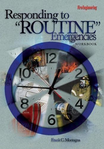 9781593700478: Responding to Routine Emergencies Workbook