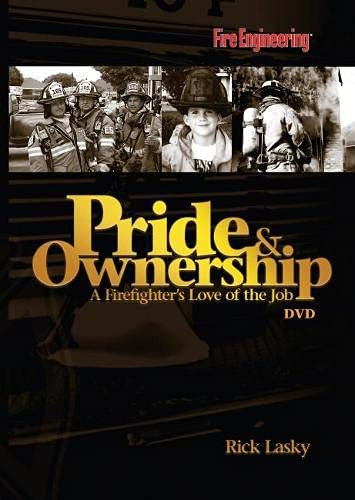 9781593701017: Pride & Ownership: A Firefighter's Love of the Job (DVD)