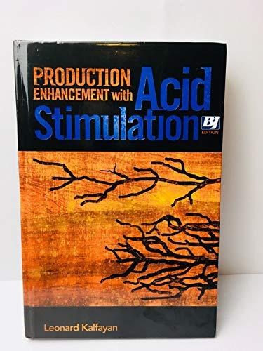 9781593701567: Production Enhancement With Acid Stimulation