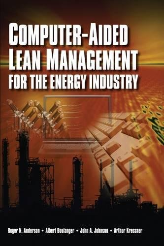 9781593701574: Computer-Aided Lean Management for the Energy Industry