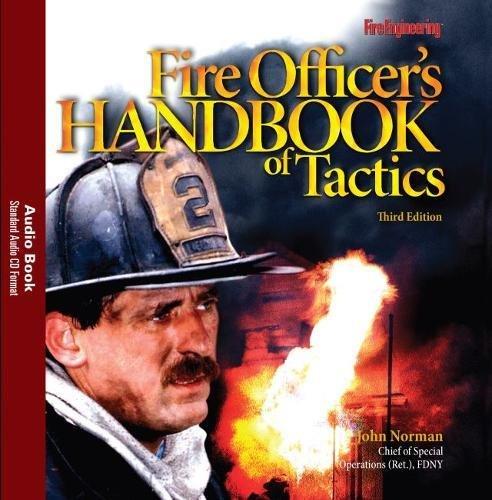 9781593701727: Fire Officer's Handbook of Tactics Audio Book