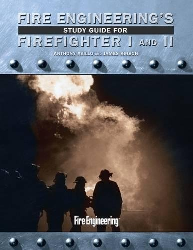 9781593701857: Fire Engineering's Study Guide for Firefighter I and II