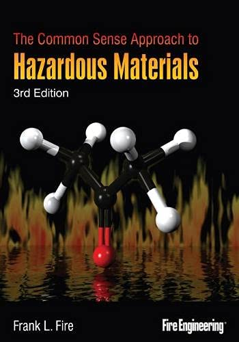 9781593701949: The Common Sense Approach to Hazardous Materials, Third Edition