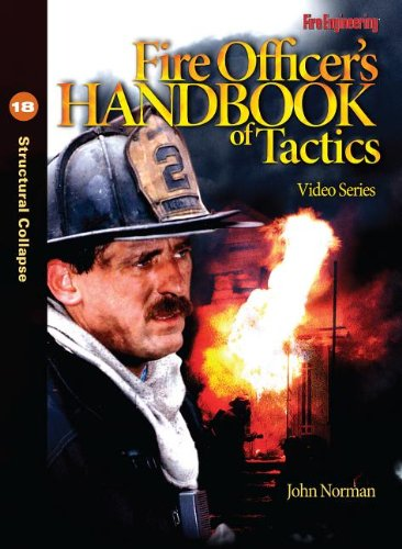 9781593702250: Structural Collapse (Fire Officer's Handbook of Tactics Video Series) DVD