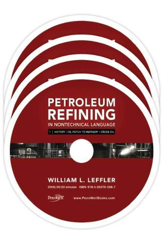9781593702281: Petroleum Refining in Nontechnical Language Video Series (10-DVD Set) [USA]