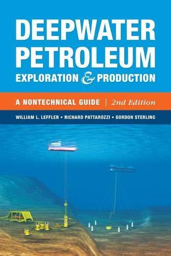9781593702533: Deepwater Petroleum Exploration & Production: A Nontechnical Guide