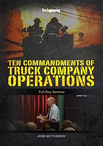 9781593702687: Ten Commandments of Truck Company Operations: Full Day Seminar