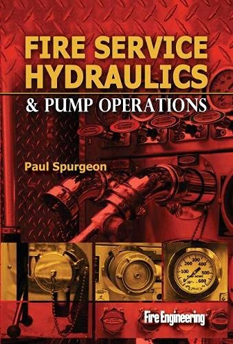 9781593702854: Fire Service Hydraulics & Pump Operations