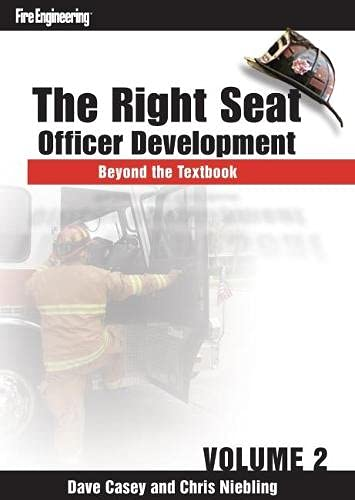 9781593702878: The Right Seat: Officer Development Beyond the Textbook