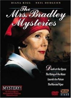 9781593751227: Mrs Bradley Mysteries: Series 1 [Import USA Zone 1]