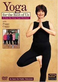 9781593751555: Yoga for the Rest of Us With Peggy Ca