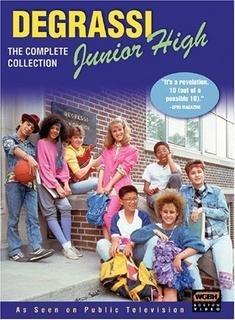 9781593753498: Degrassi Junior High: Complete Series [Reino Unido] [DVD]