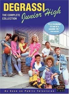 9781593753498: Degrassi Junior High: Complete Series [Import USA Zone 1]