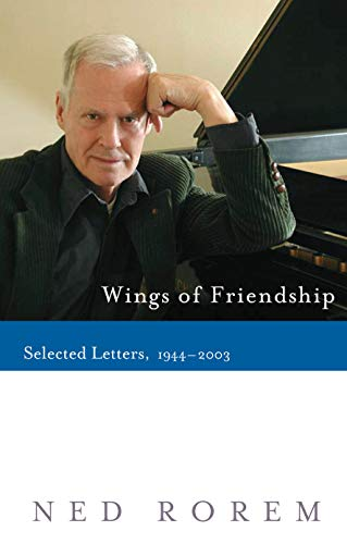 9781593760359: Wings of Friendship: Selected Letters, 1944-2003
