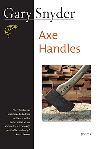 9781593760571: Axe Handles: Poems