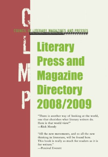 9781593761905: Literary Press and Magazine Directory 2008/2009 (Clmp Directory of Literary Magazines and Presses)