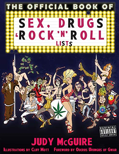 9781593764456: The Official Book of Sex, Drugs, and Rock 'n' Roll Lists