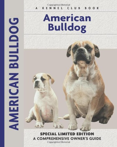 9781593782054: American Bulldog (Comprehensive Owner's Guide)