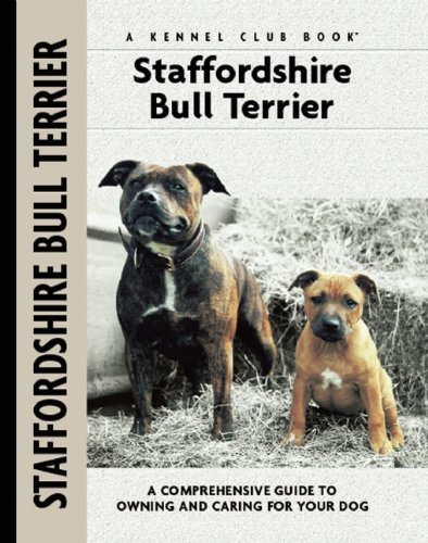 9781593782108: Staffordshire Bull Terrier (Comprehensive Owner's Guide)