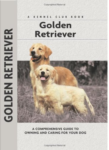 9781593782122: Golden Retriever (Comprehensive Owner's Guide)