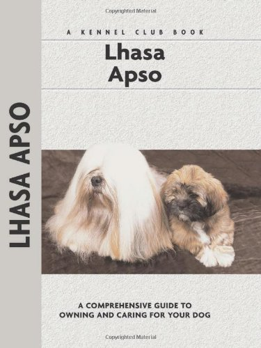 9781593782184: Lhasa Apso (Comprehensive Owner's Guide)