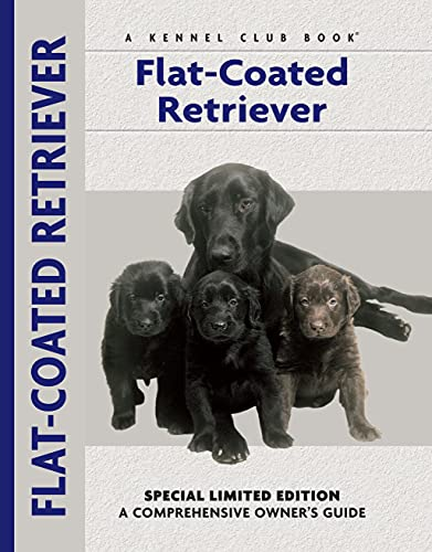 9781593782207: Flat-Coated Retriever (Comprehensive Owner's Guide)