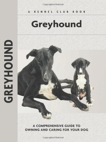 9781593782375: Greyhound (Comprehensive Owner's Guide)