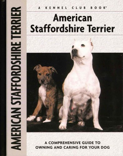 American Staffordshire Terrier (Comprehensive Owner's Guide): Joseph Janish