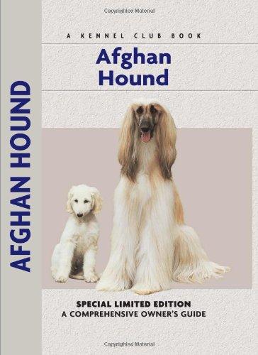 9781593782498: Afghan Hound (Comprehensive Owner's Guide)
