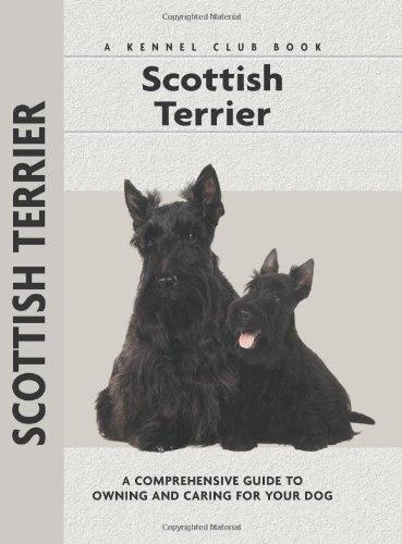 Scottish Terrier (Comprehensive Owner's Guide): Lee, Muriel P.