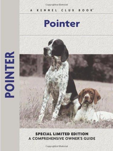 Pointer (Comprehensive Owner's Guide): Beauchamp, Richard G.