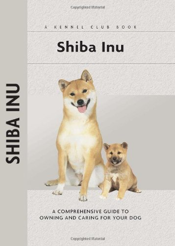 9781593782764: Shiba Inu (Comprehensive Owner's Guide)