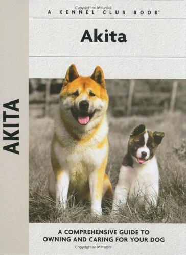 9781593782986: Akita (Comprehensive Owner's Guide)