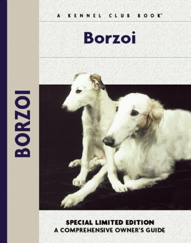 9781593783044: Borzoi (Comprehensive Owner's Guide)