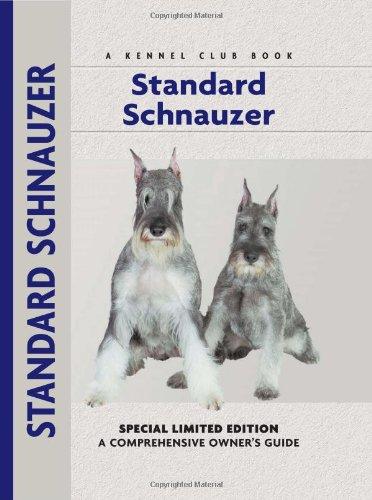 9781593783242: Standard Schnauzer (Comprehensive Owner's Guide)