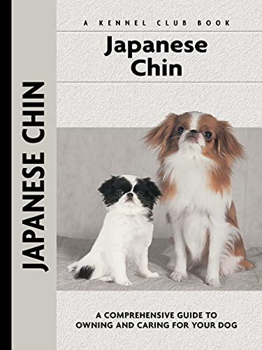 9781593783297: Japanese Chin (Comprehensive Owner's Guide)