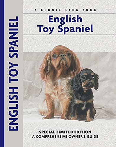 9781593783327: English Toy Spaniel (Comprehensive Owner's Guide)